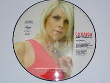 "Picture Vinyl C. C. Catch "" Shake Your Head "" NEU"