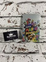 Super Mario 3d World browsers Steelbook Nintendo switch (steelbook only NO GAME)