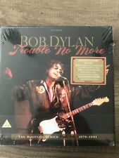 bob dylan trouble no more the bootleg series vol 13 1979-1981 brand new sealed.