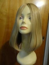 Malky European Multidirectional Hair Kosher Wig Sheitel Blonde  24/1412 small