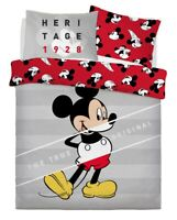 Mickey Mouse True Original Bedding Set | Disney Character Childrens Bedding Sets