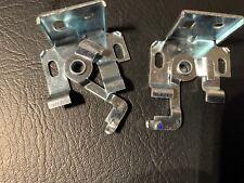 2 X METAL VENETIAN BLIND 25MM UNIVERSAL SWIVEL BRACKETS   - BLIND SPARE PARTS
