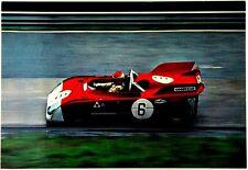 Cartolina Scuderia Alfa Romeo 33 T.T. 3 Non Viaggiata