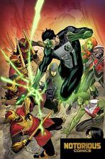 Titans #31 Dc Comics 1st Print 12/12