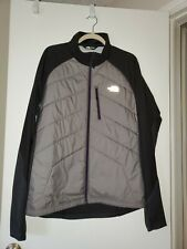 The North Face Men's 2 Toned Gray Black jacket Size Large