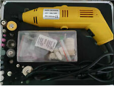 Mini taladro 220v con maleta y accesorios referencia 610145