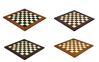 TRADITIONAL LARGE WOODEN CHESS BOARD TOURNAMENT GAMES ADULT