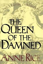 The Queen of the Damned (The Third Book in the Vampire Chronicles) by Anne Rice