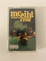 MC Eiht Featuring CMW / WE COME STRAPPED / Audio Cassette Tape