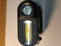 Streamlight Bandit 180 Lumens LED Rechargeable Headlamp WVisor Clip-61702