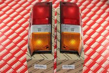 Toyota Land Cruiser 85-90 70 Series OEM Genuine Rear Tail Lights Lamps LH RH