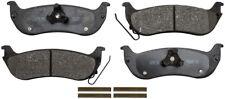 Disc Brake Pad Set-ProSolution Ceramic Brake Pads Rear Monroe fits 2004 Pacifica