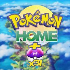 🔥 PACK POKÉMON HOME SHINY + 31 MASTERBALL - Pokémon Épée / Bouclier
