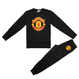 Official Licensed Mens Manchester United Football  Pyjamas Pjs M Gift LFC