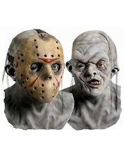 Friday The 13th Costume Accessory,Mens Jason Voorhees Oversized Full Mask Style6