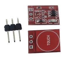 5pcs Ttp223 25 55v Capacitive Touch Button Module For Arduino Rpi Usa Ship