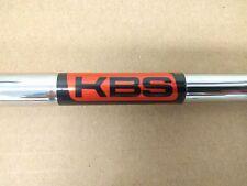 """KBS Tour Regular Flex Iron Shaft Pull Out 35.5"""" LENGTH .355 TIP"""