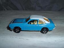 MAJORETTE MK 2 FORD CAPRI IN USED CONDITION SCALE 1/60 VINTAGE