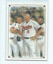 2007 UD Masterpieces  ~  Base Singles  ~  You Pick / Choose
