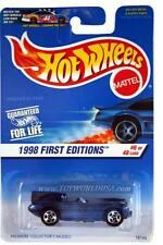 1998 Hot Wheels #638 First Edition #6 Jaguar D-Type (0910 card) 5 spk
