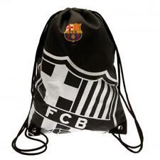 FC Barcelona  - Black Crest Gear Bag