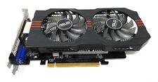 ASUS NVIDIA GeForce GTX 750 Ti (GTX750TI-OC-2GD) 2GB GDDR5 SDRAM PCI-E 3.0