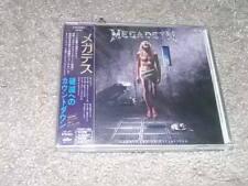 Megadeth  Countdown To Extinction  JAPAN OBI CD