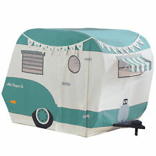 Asweets Indoor 43x55x36 Inch Childrens Kids Mini Camper Pretend Play House Tent