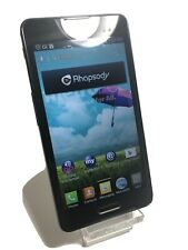 LG Optimus F6 MS500 - 4GB - Black (MetroPCS) Smartphone EB-003