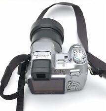 Sony Cyber-shot DSC-H1 5.1 MEGA PIXELS 12x Optical Zoom Lens Silver Camera