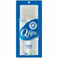 Q-tips Cotton Swabs 500 Pack