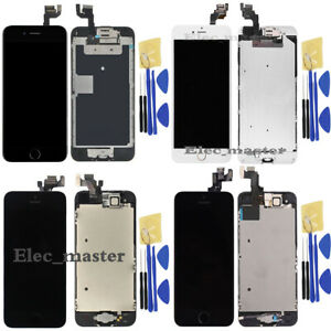 LCD Touch Screen Display Digitizer Replacement Parts For iPhone 6 6S 7 Plus OEM