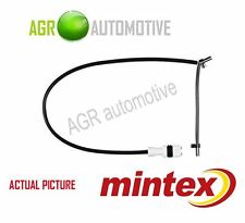 MINTEX FRONT BRAKE PAD WEAR SENSOR WARNING INDICATOR GENUINE QUALITY - MWI0431