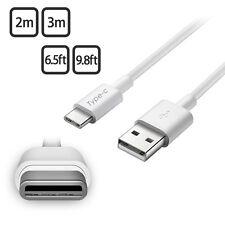USB-C 3.1 Tipo C sincronización rápida y Cargador Cable de longitud largo para Galaxy S8 G5 G6 Lote De Mac