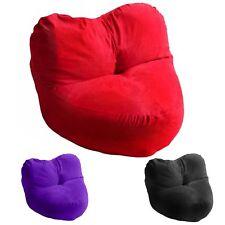 Sitzsack Sitzkissen Beanbag als Sessel 115 x 100 x 70 cm indoor