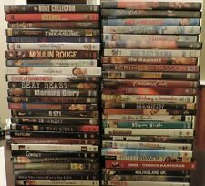 Choice of 52 Dvd Movies Papillon Big Bad Mama The Sting to Eyes Wide Shut & More