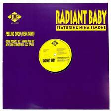 "Radiant Baby Featuring Nina Simone - Feeling Good (New Dawn) - 12"" Vinyl Record"