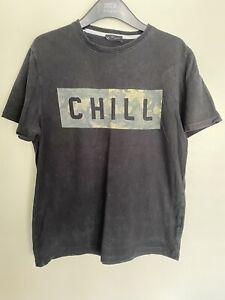 Men's Size Medium T-shirt New Look .....CHILL