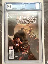 New Avengers #40 CGC 9.6 White NM+ 1st. App Skrull Queen Veranke Secret Invasion