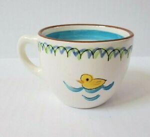 Stangl Pottery Ducky Dinner Child's Mug Rubber Duck