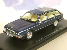 SUPERB NEO 1/43 RESIN 1989 JAGUAR XJ40 XJ 40 SHOOTING BRAKE ESTATE METALLIC BLUE