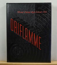 1956 Mount Carmel High School Yearbook - Oriflamme- Chicago Illinois IL Annual