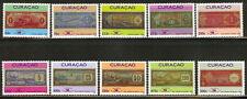 CURACAO  2011 papiergeld beurs   serie   POSTFRIS/MNH