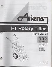 10/98 ARIENS FT ROTARY TILLER PARTS MANUAL P/N 00249100A  (030)