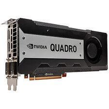 Nvidia Quadro K6000 12GB GDDR5 PCIe 3.0 x16 Kepler Graphics 900-52081-0050-000