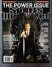 March 11, 2013 Roger Goodell NFL Game Of Thrones Sports Illustrated NO LABEL A