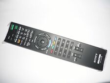 NEW OEM SONY LCD LED TV BLURAY REMOTE CONTROL RM-YD043 RMYD043 KDL-40NX705