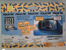 Pellicole antipioggia per vetri specchi retrovisori esterni auto Folia Tec