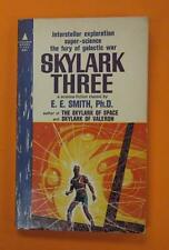 Skylark Three E E Edward Doc Smith Pyramid Sf Pb #F-924 1963