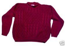 Rosanna Medium Magenta Sweater Gently-Used